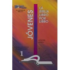 LIBRO 1: Génesis-Mateo Jovenes