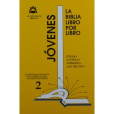 LIBRO 2: Éxodo-Levítico-Números-Hechos Jovenes