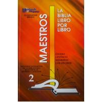 LIBRO 2: Éxodo-Levítico-Números-Hechos Maestros