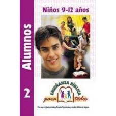 EBPT Niños 9-12 años Alumnos 2
