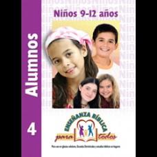 EBPT Niños 9-12 Años Alumnos 4