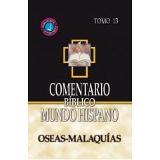COMENTARIO B.M.H.- TOMO 13 – OSEAS