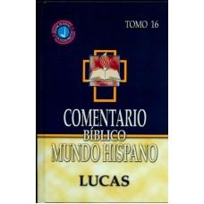 COMENTARIO B.M.H.- TOMO 16 – LUCAS