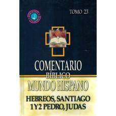 COMENTARIO B.M.H.- TOMO 23 HEBREOS