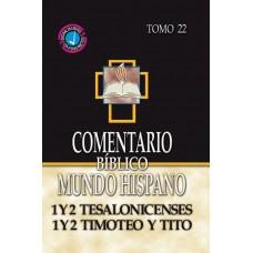 COMENTARIO BMH TOMO 22 – TESALONI