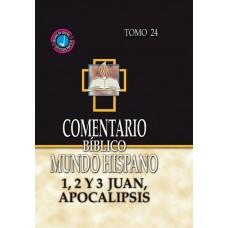 COMENTARIO BMH TOMO 24 – APOCALIPSIS