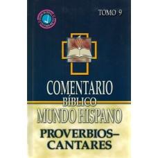 COMENTARIO BMH TOMO 9 – PROVERBIOS