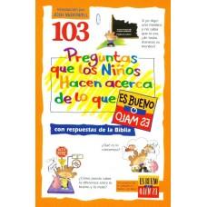 103 preguntas acerca es bueno es malo