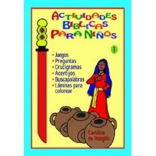 Actividades bíblicas para niños