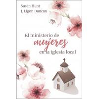 El ministerio de mujeres en la Iglesia local