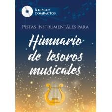 Pistas instrumentales para Himnario de Tesoros Musicales.